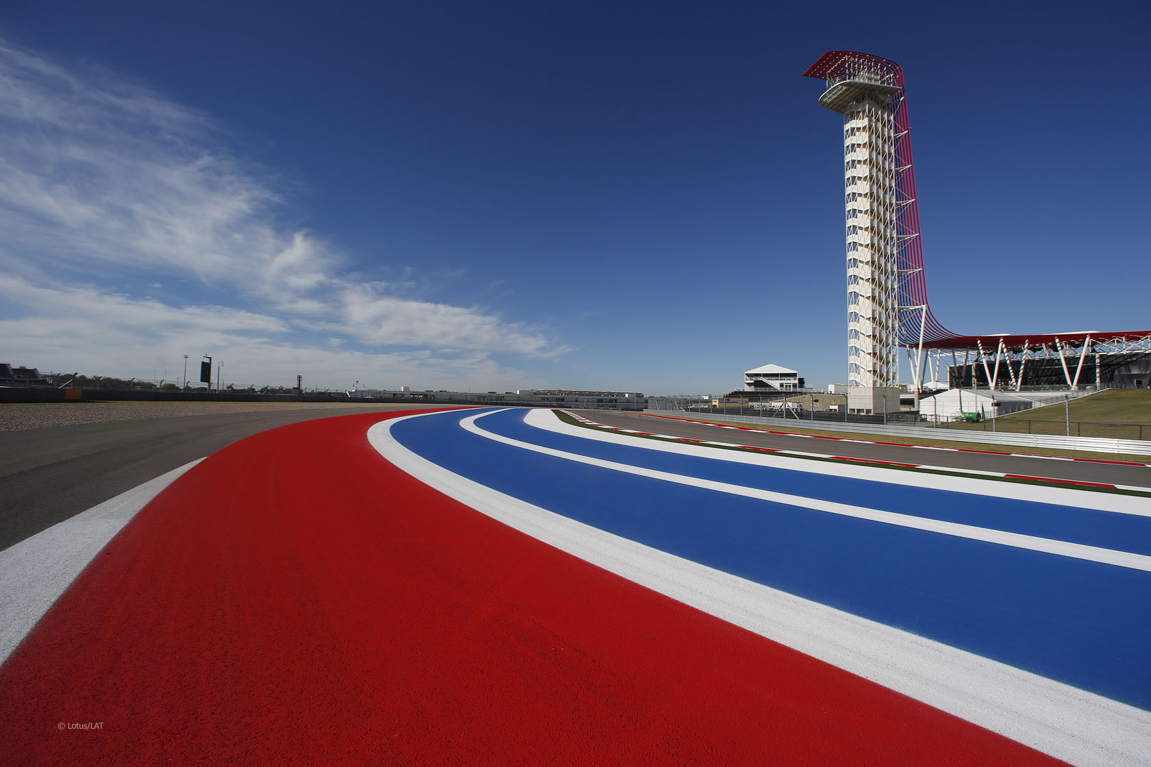Circuit of the Americas, Austin, Texas, United States of America. Thursday 14th November 2013.  The circuit. World Copyright: Charles Coates/LAT Photographic. ref: Digital Image _N7T0522